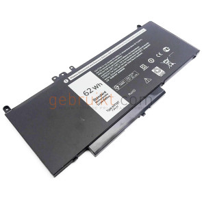 Dell Latitude E5470 E5570 Precision M3510 series 6MT4T 7.6V 6000mAh