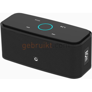 Bluetooth luidspreker -- soundbox zwart DOSS