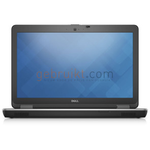 Dell E6540 i7 (4de) 8Gb 256GB SSD 15 inch full HD