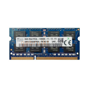 8GB PC3-12800 DDR3-1600MHz  low  voltage  sodimm