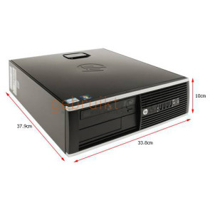 HP Compaq 8200 Elite Small Form Factor , I3 2e gen, 4GB, 250GB, W10