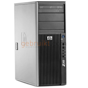 HP Z400 Workstation | Xeon W3530 | 8GB | 250GB | Quadro 2000