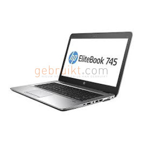 HP 745 Elitebook AMD A8 Pro-7150B  8GB 120SSD HD+ 14 INCH