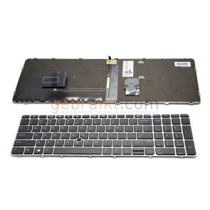 HP Elitebook 840 G3 G4  us inter met  backliit