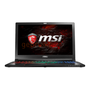 "MSI GT63 Titan 8RG Core i7-8750H / 16GB / 512GB SSD + 1TB HDD / 15.6"" UHD 4K / NVIDIA Geforce GTX 1080 8GB / VT / Win 10 H"