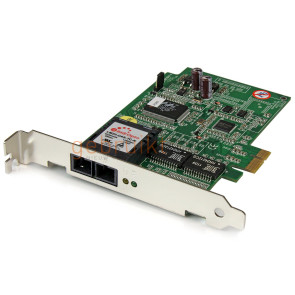 Startech PCI100MMSC Multi Mode SC Fiber Card Fiber