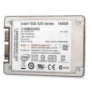 INTEL 320 SERIE  160GB SSD