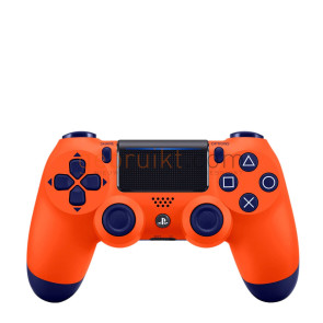 Sony PlayStation 4 DualShock PS4 controller v2 oranje
