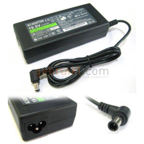 SONY 90W 19.5V / 4.7A  laptop adapter