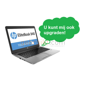 HP EliteBook 840 G3 | i5-( 6de) | 8 GB | 240 GB | FULL HD | Touch | 14 inch
