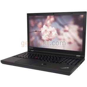 Lenovo W540 | i7 | 8 GB | 256GB SSD || 15  inch