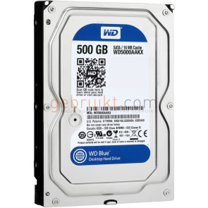 500GB 3.5  inch WD Blue WD5000AAKX