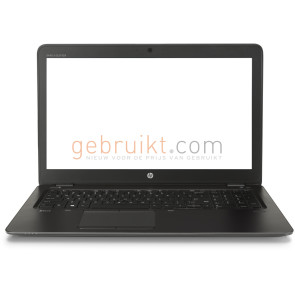 "HP ZBook 15u G3 | Intel Core i7-6600U | 16 GB | 256 GB | 15"" FHD 